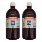 2 x Premium Colloidal Copper 25ppm - 1 Litre [2 For 1 Deal]