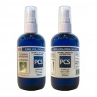 2 x Premium Colloidal Silver 25ppm - 250ml Atomiser Sprays [2 For 1 Deal]