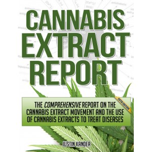 Cannabis Extract Report (8th Edition) E-Book **FREE**