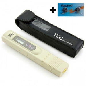 TDS (Total Dissolved Solids) / PPM Meter